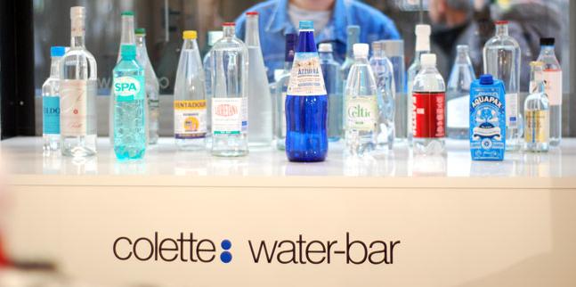 Bar à eau Colette