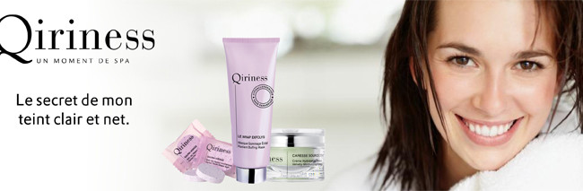 Qiriness – rituel spa
