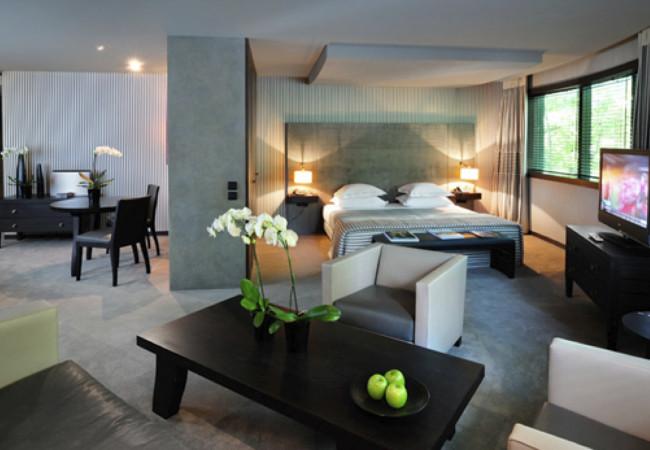 Hôtel Square – 5 étoiles – Paris 16