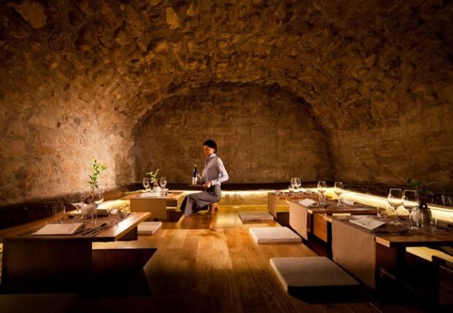 Sola – restaurant gastronomique étoilé – japonais