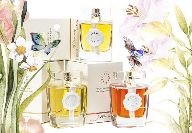 Au Pays de la Fleur d'Oranger – parfums
