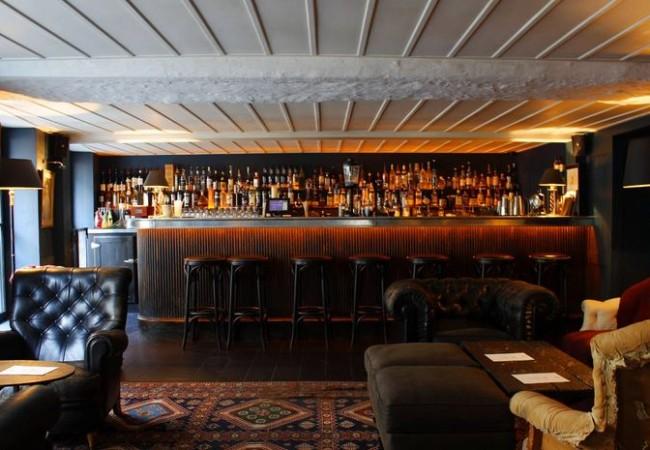 Le Hibou – bar le Nid – cocktails Viva La Revolucion