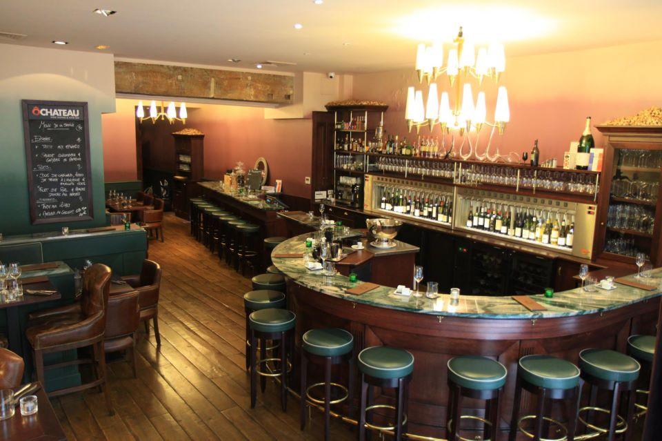 Restaurant L Instant D Or Paris