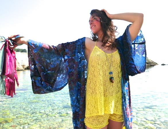 Princesse Wally – tuniques hippie chic