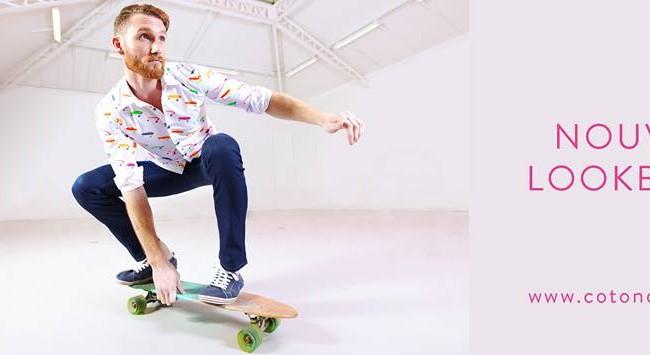 Coton Doux – les chemises funky