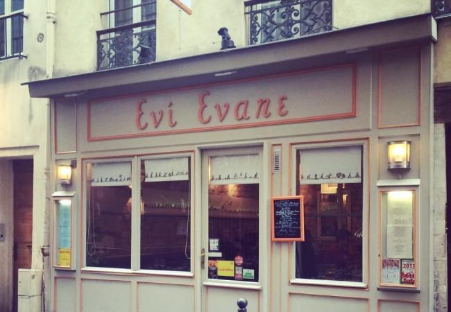 Evi Evane – Gastronomie grecque