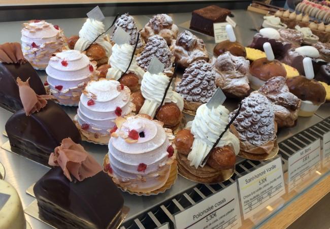 Mori Yoshida – pâtisserie
