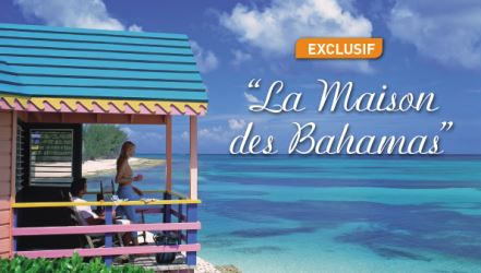 Inauguration Boutique éphémère des Bahamas