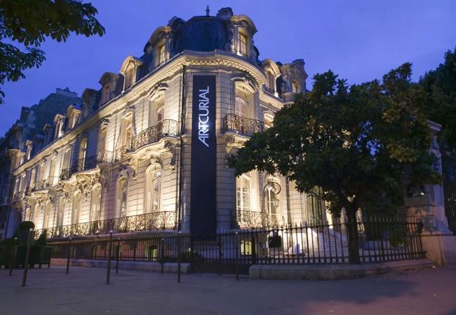 Artcurial – gastronomie italienne – Hôtel Dassault – Champs-Elysées