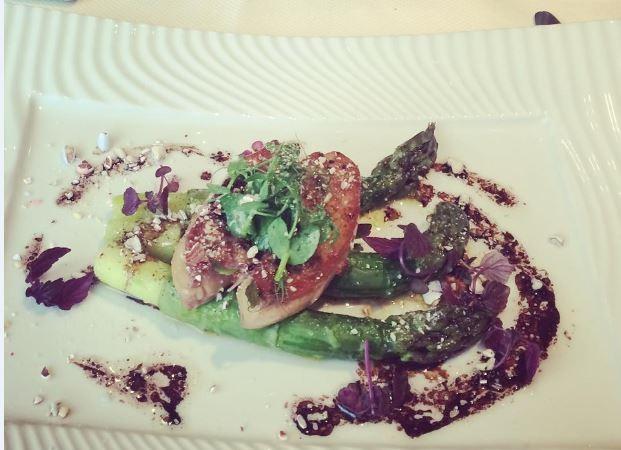 Citrus Etoilé – menu printemps/été – gastronomie