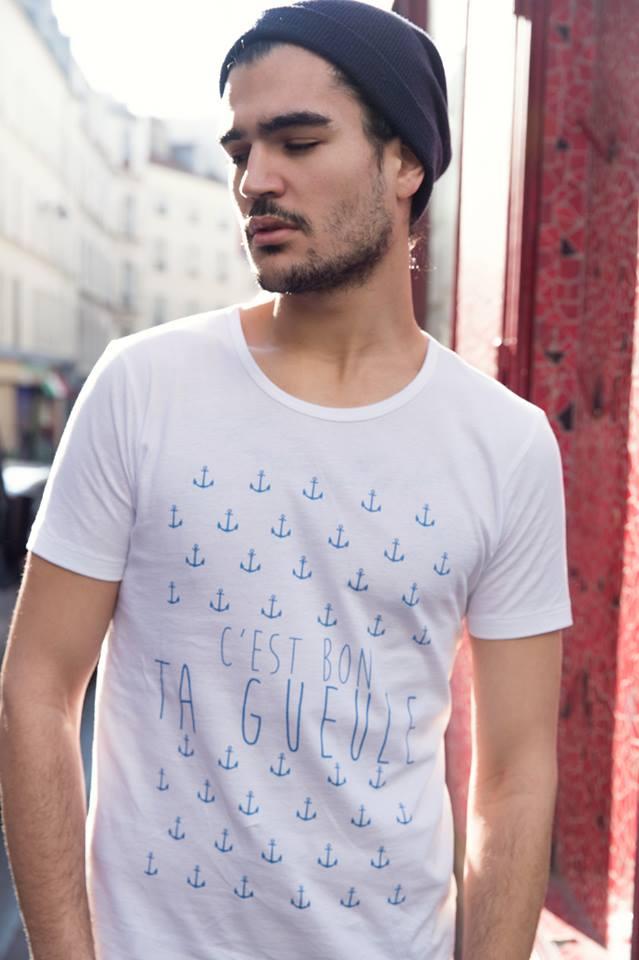 benny bridge - marque parisienne - mode paris
