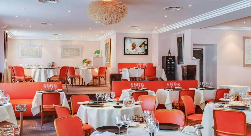citrus étoilé - restaurant - gastronomie Paris