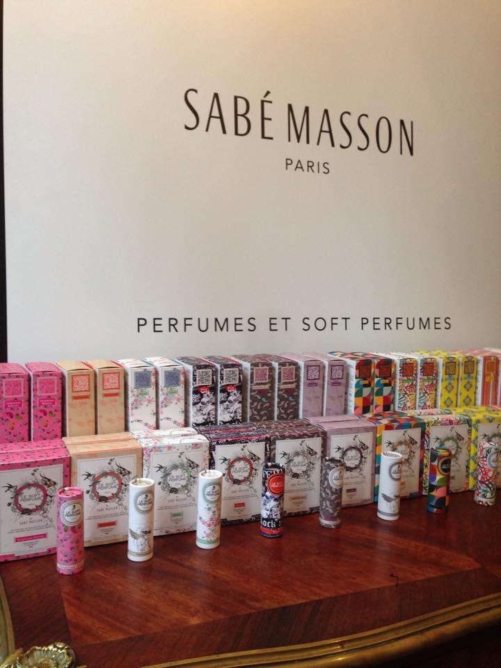 sabé masson parfums