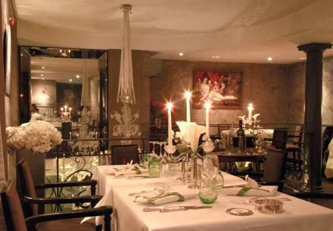 Il Settimo – restaurant italien – dîners mondains