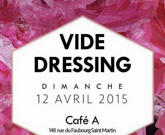 Vide dressing – mode – Café A