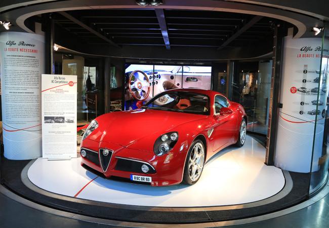 Motor Village – Alfa Romeo : la beauté nécessaire