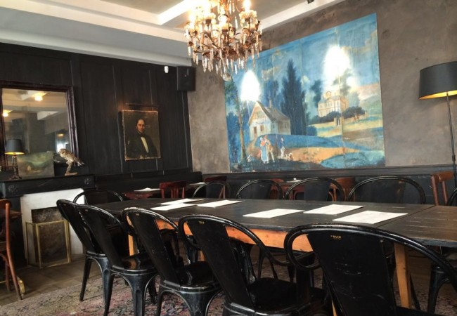 Le Hibou – restaurant – Odéon