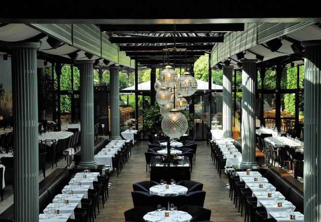 Restaurant La Gare – La Muette – adresse sublime – gastronomie