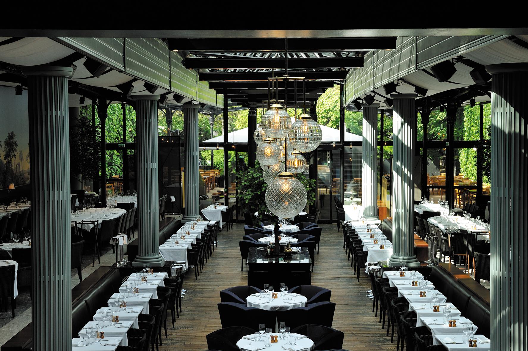Restaurant Quai De La Gare