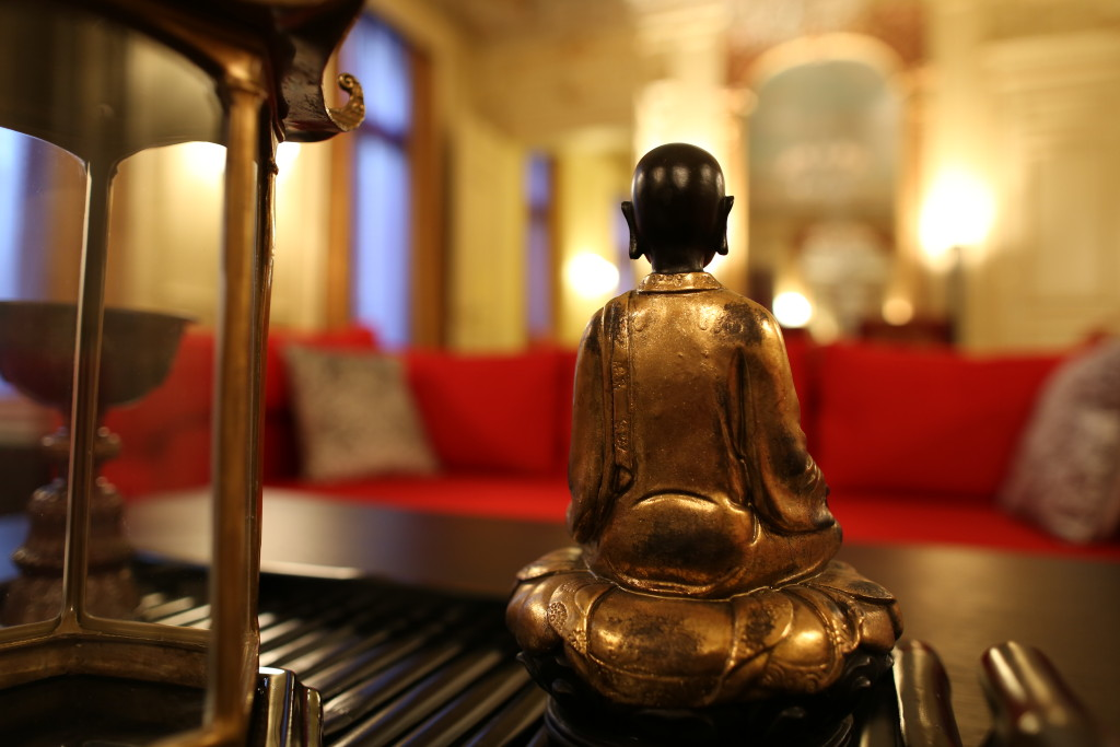 Buddha - Buddha-Bar Hotel Paris L