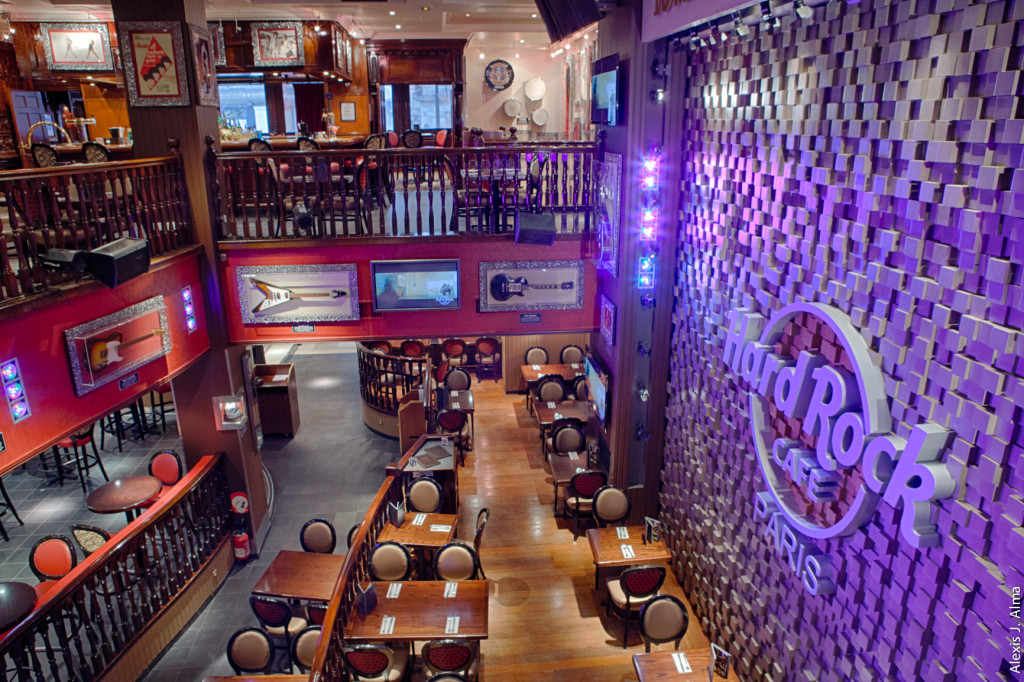 Hard Rock Cafe Paris-7