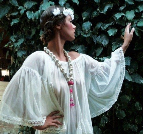 Brandalley – jeune créatrice – Princesse Wally – Hippie chic