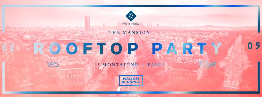maison blanche paris avenue montaigne rooftop