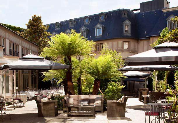 Le Relai du Parc – Restaurant gastronomique – Trocadéro