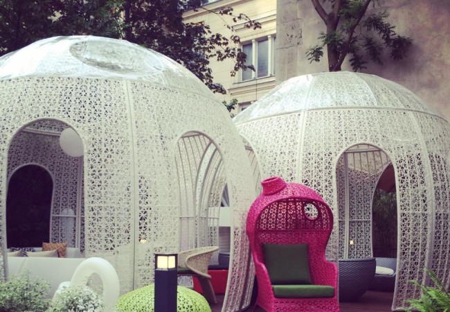 Le Jardin de l'hôtel Atala – apéritif gourmand