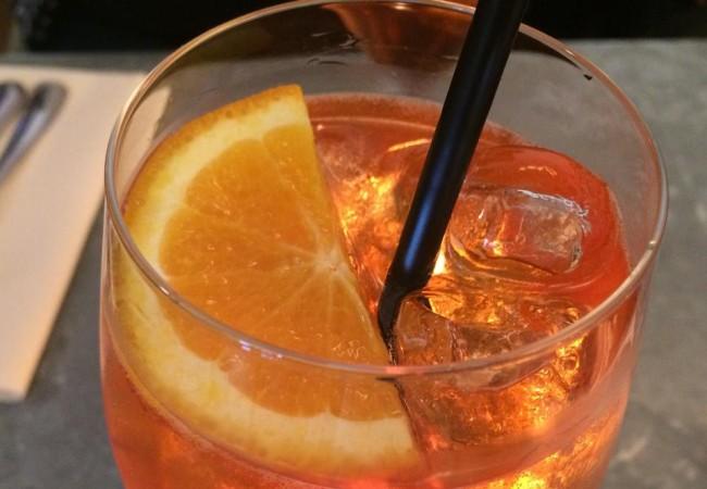 L'apéro gourmand de l'été – Spritz – Café Martini