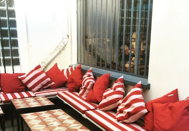 Borgo delle Tovaglie – terrasse – restaurant et concept store