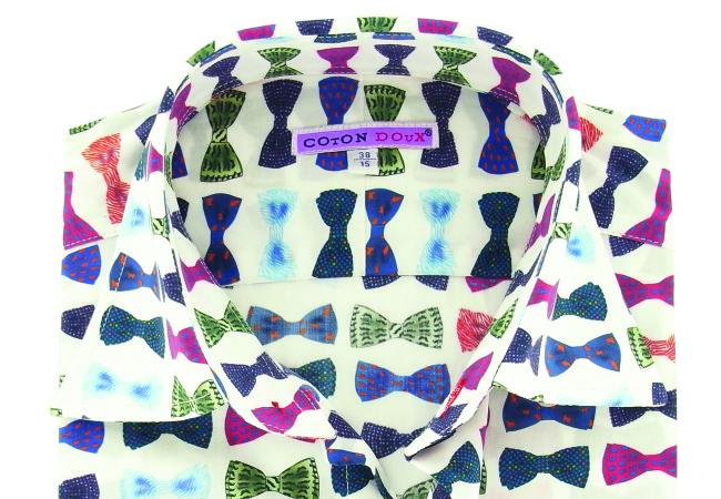Coton Doux – chemise – collection automne-hiver 2015/2016