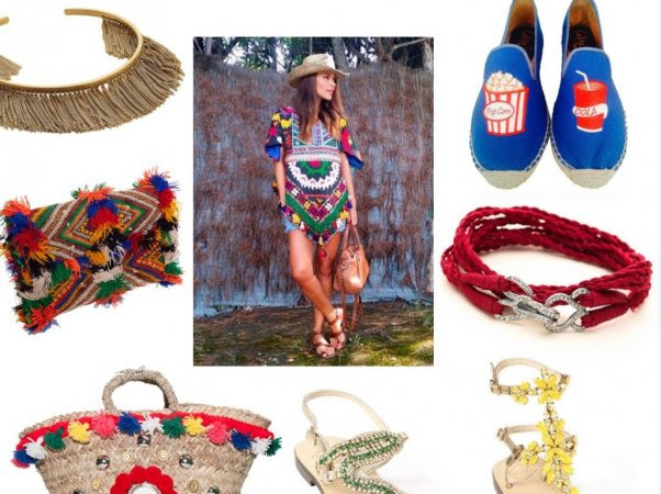 Hobo Society – Trésors de voyage – Tendance hippie chic