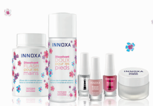 Jolis ongles – Innoxa – beauty addict