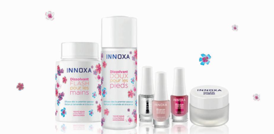 Innoxa - soin des ongles