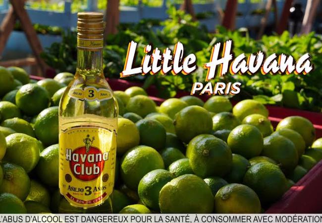Little Havana – un été à Paris comme à Cuba – Mojitos
