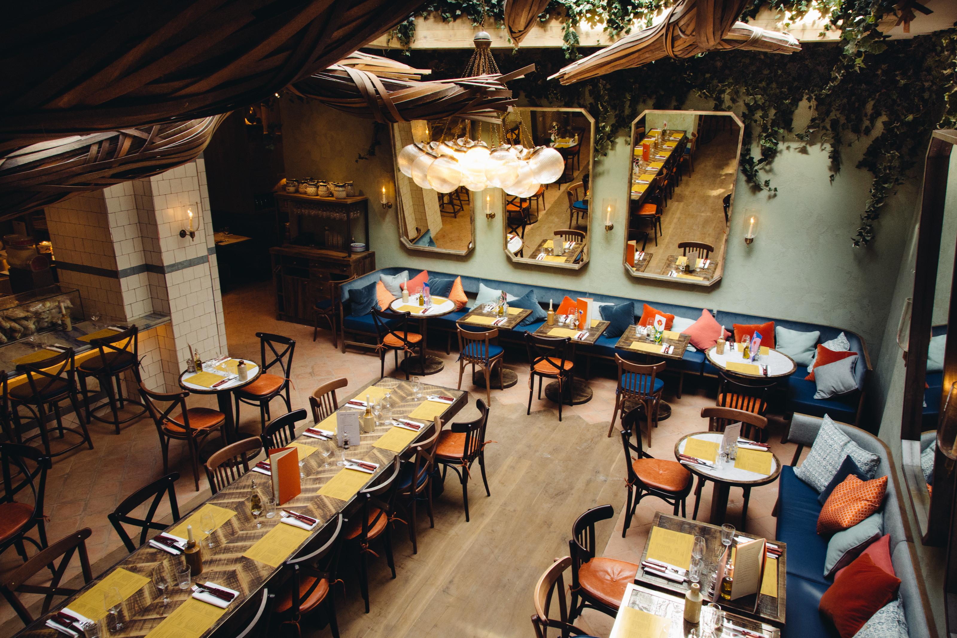 Restaurant Populaire Italien Paris