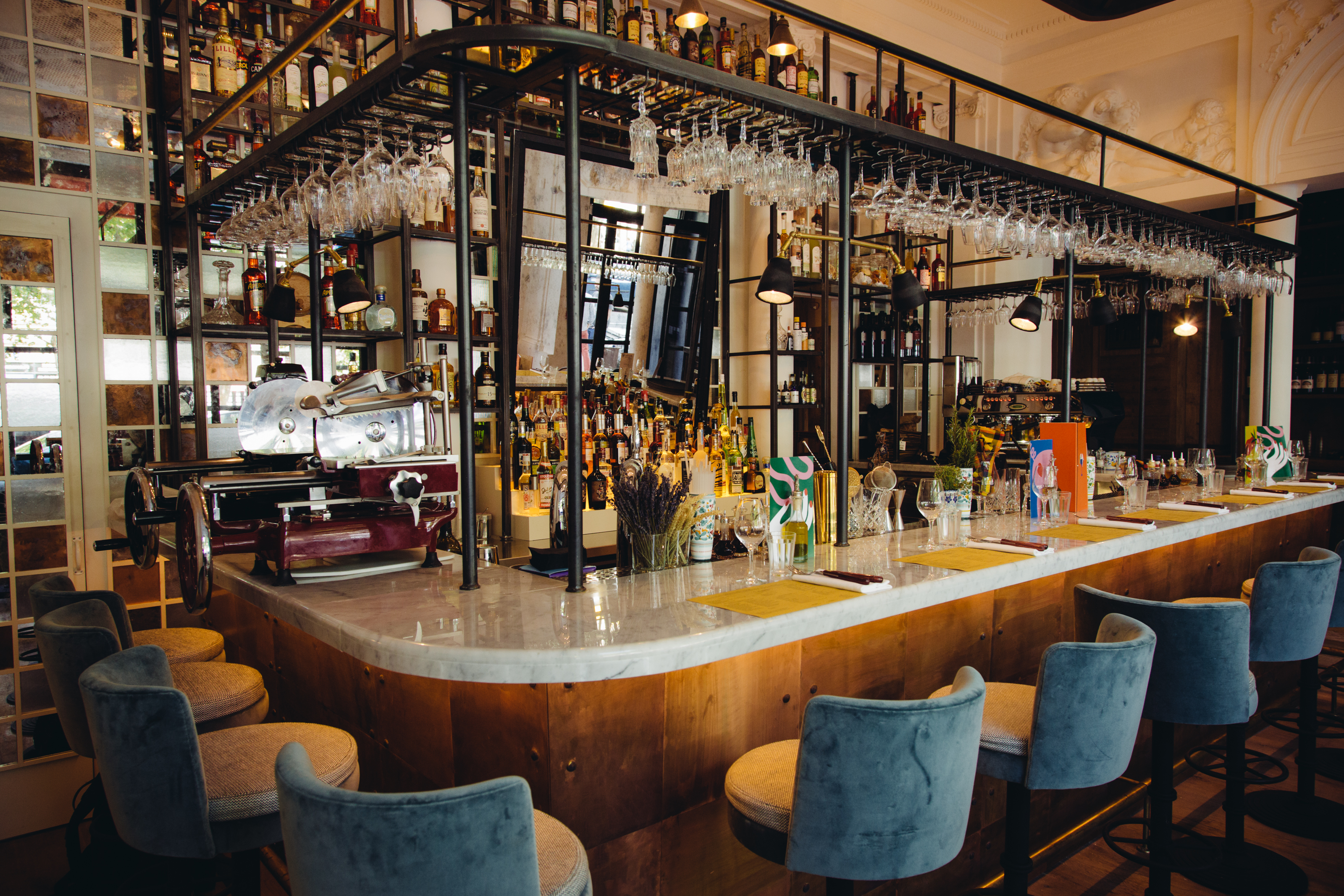 Restaurant Bretons Paris