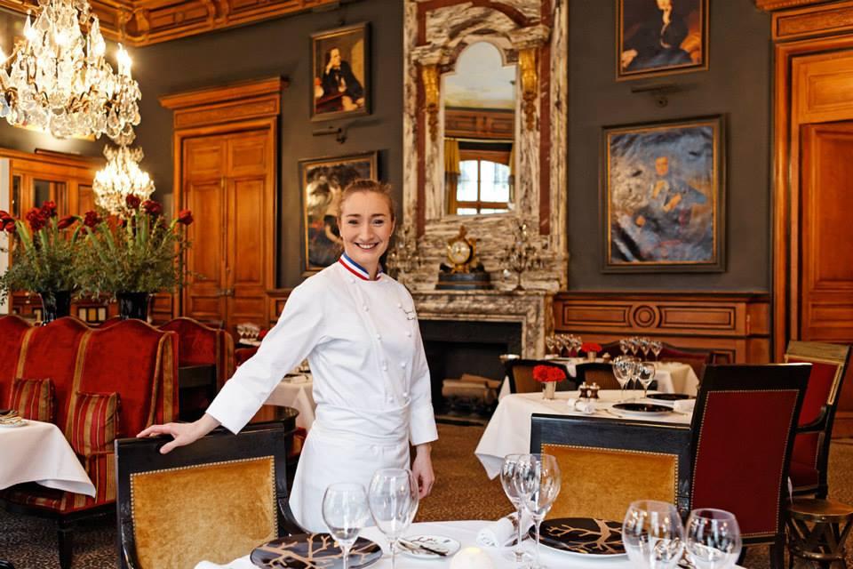 Virginie Basselot chef mof 2015