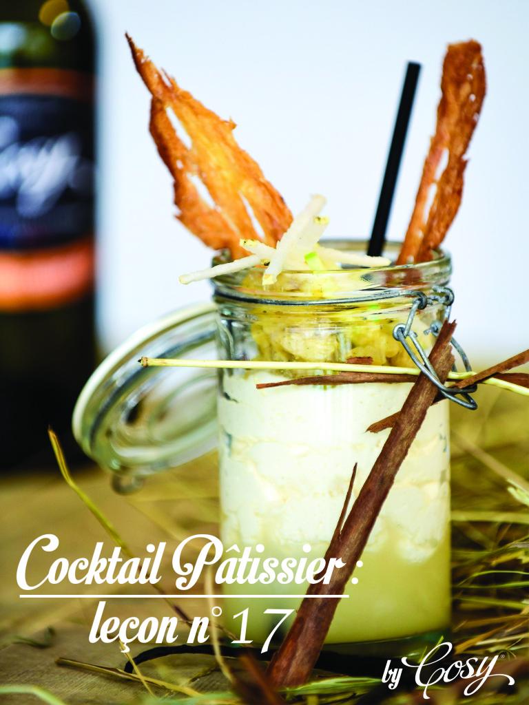 cocktail pâtissier COSY Tarte Tatin Caramélisée_HD