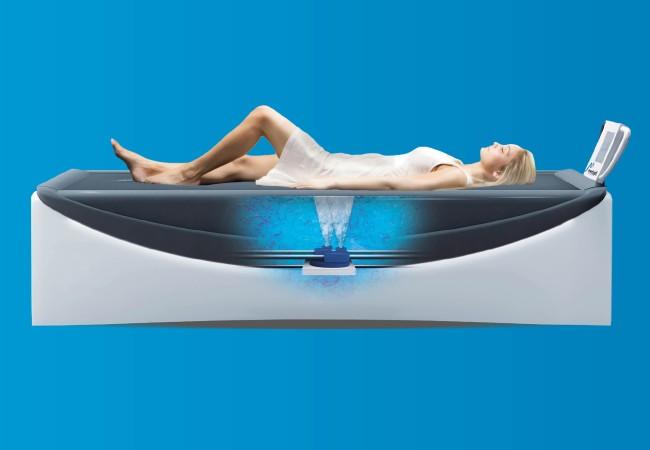 Smart Body – sauna japonais – lit hydromassant