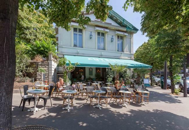 La Brasserie d'Auteuil – terrasse – gastronomie italienne
