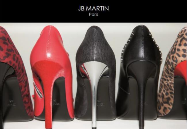 Escarpins – JB Martin