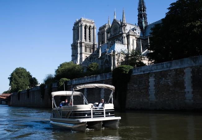 Croisière sur la Seine – Green River