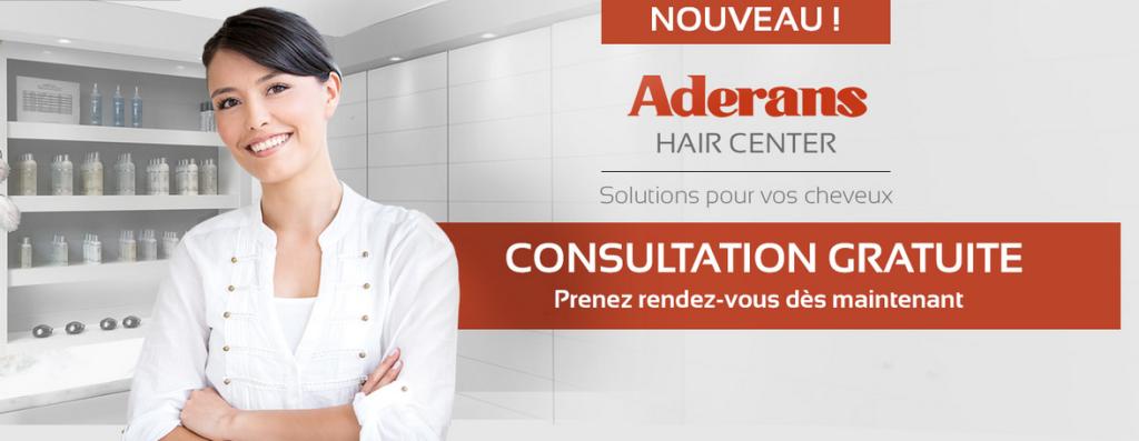 HAIR CENTER ADERANS