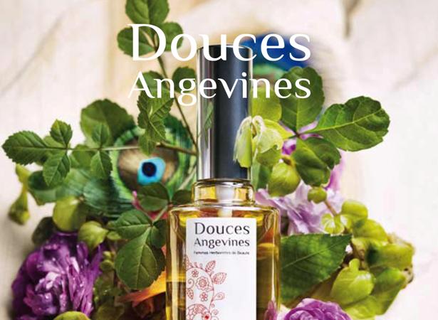 Parfum «IO» – Douce Angevines – plantes