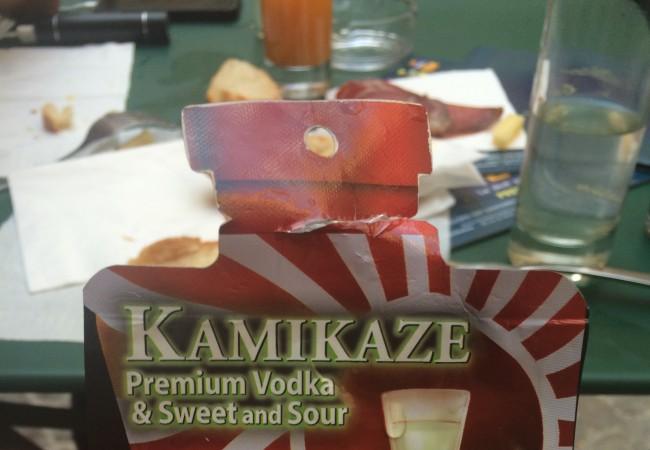 Shotpak – cocktails en dosette – alcools premium purs