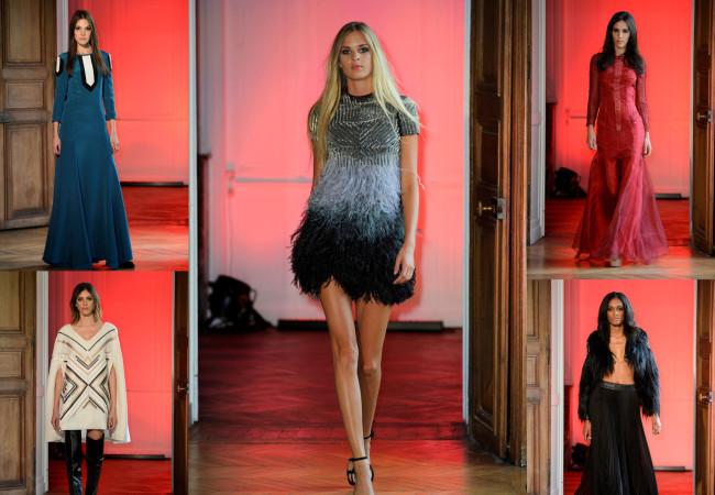 Fashion Week Paris – Dany Atrache – Manu Réas – Alexandre Delima – Antonio Ortega