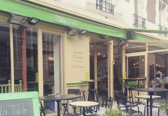 Nouvelle adresse ! 750g la table – cuisine française