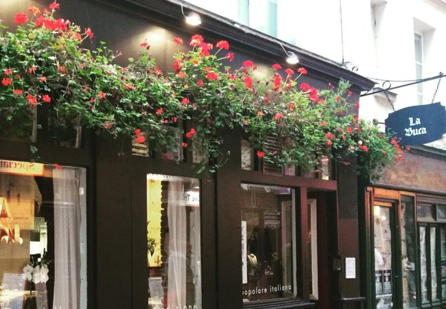La Buca – gastronomie italienne – top resto à Odéon